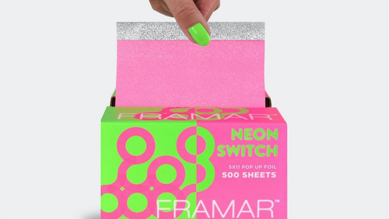 Titelbild_FRAMAR Neon Switch Folien